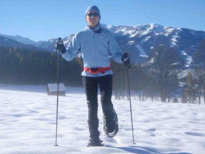 Sněžnice a Neos Adventurer