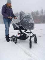 Na sněhu