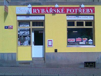 Obchod - Praha